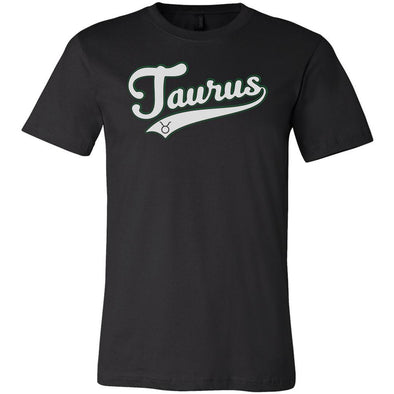 The Ghoulish Garb Graphic Tee Black / S Taurus - Baseball Style Unisex T-Shirt