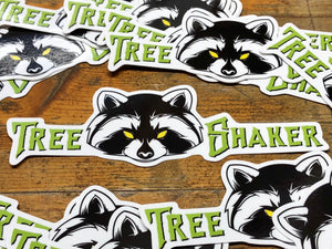 "Tree Shaker 6"" Sticker"