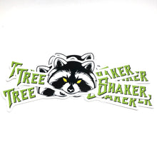 "Load image into Gallery viewer, Tree Shaker 6"" Sticker"