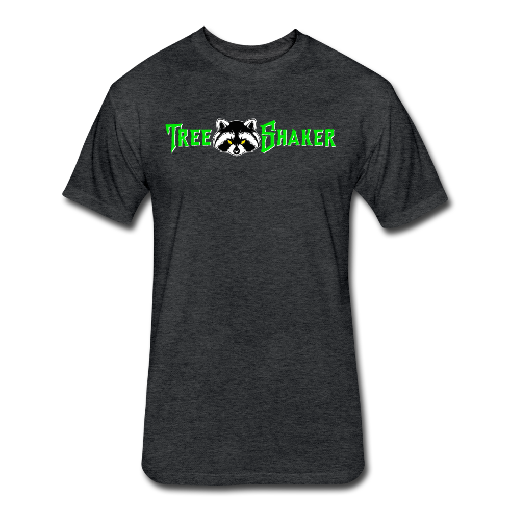 Tree Shaker T-Shirt - heather black