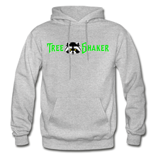 Load image into Gallery viewer, Tree Shaker Hoodie - heather gray