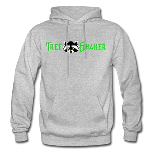 Tree Shaker Hoodie - heather gray