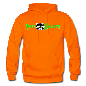 Tree Shaker Hoodie - orange