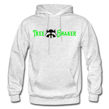 Load image into Gallery viewer, Tree Shaker Hoodie - light heather gray