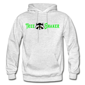 Tree Shaker Hoodie - light heather gray
