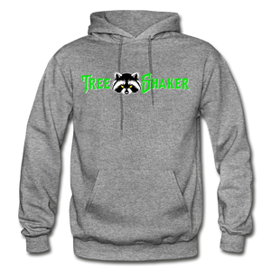 Tree Shaker Hoodie - graphite heather