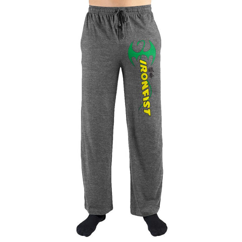 Marvel Iron Fist Dragon Sleep Pants