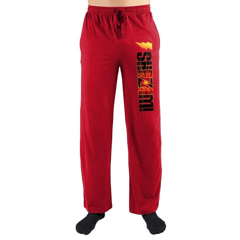 DC Comics Shazam! Sleep Pants