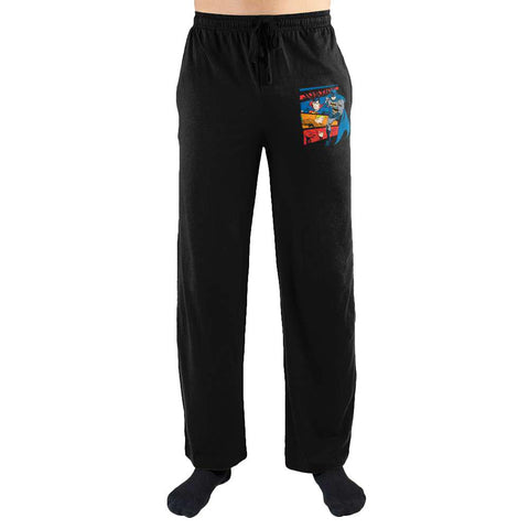 DC Comics Justice League Comic Art Sleep Pants