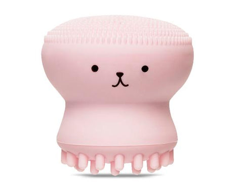 [ ETUDE HOUSE ] My Beauty Tool Exfoliating Jellyfish Silicon Brush