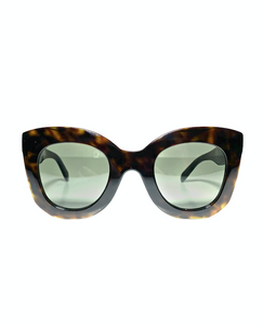 Butterfly Tortoise Sunglasses