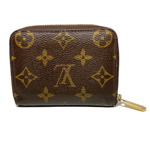 Monogram Compact Zip Wallet