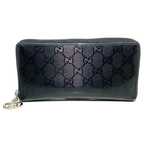 Imprime Monogram Zip Wallet