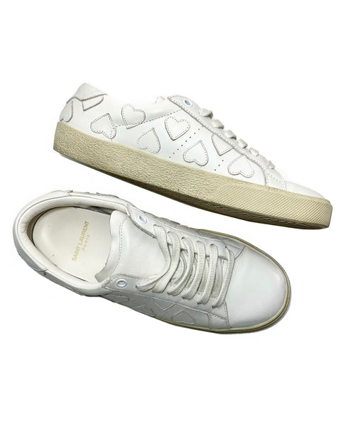 Court Classic Leather Sneakers 37