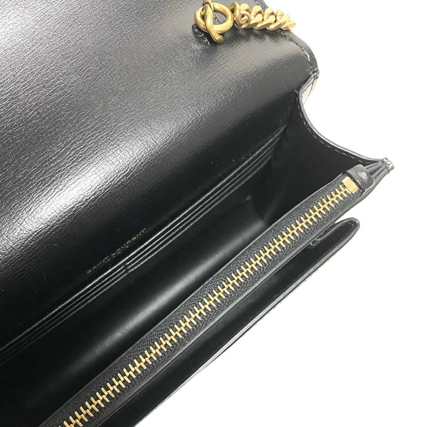 Calfskin Sunset Chain Bag