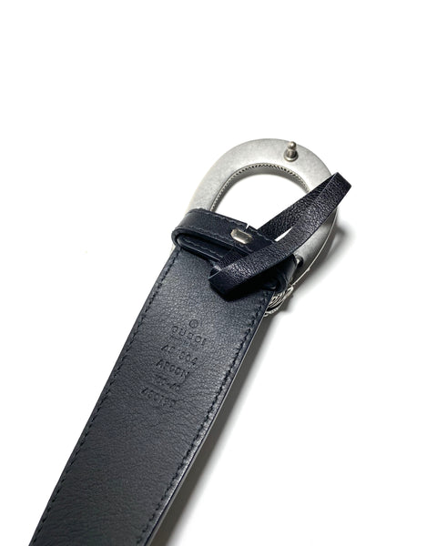 Calfskin Leather Dionysus Belt