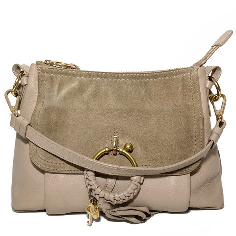 Soft Leather Joan Small Shoulder Bag