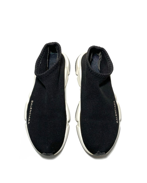 Neoprene Knit Speed Trainers 38