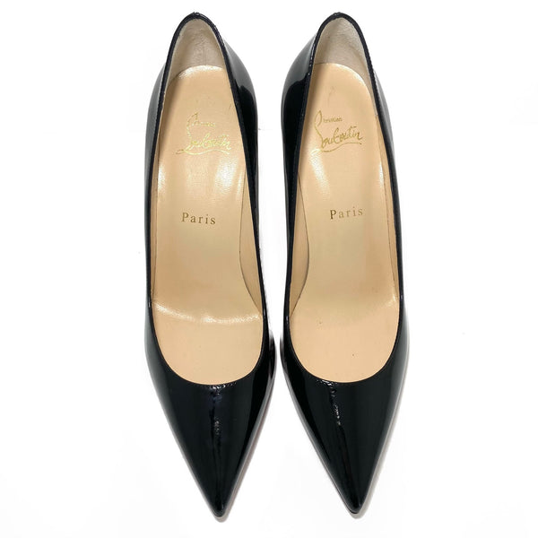 Patent Leather Kate 85 pumps 37