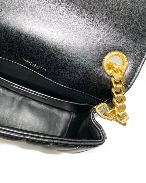 Lambskin Medium Vicky Chain Bag