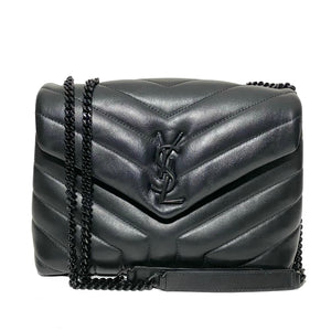 Calfskin Quilted Small Loulou