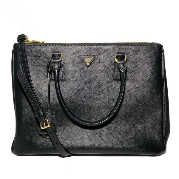 Saffiano Leather Tote Bag