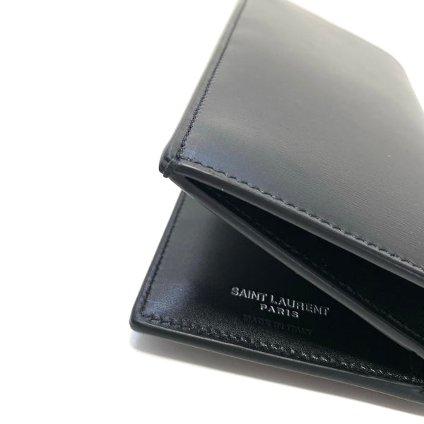 Calfskin Leather Continental Wallet
