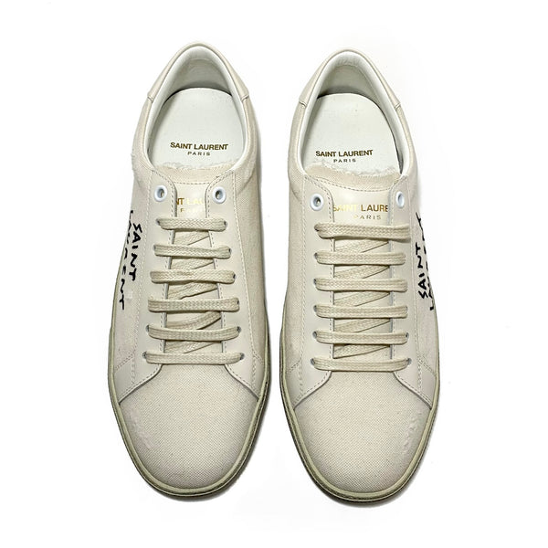 Fabric Court Classic Sneakers 39