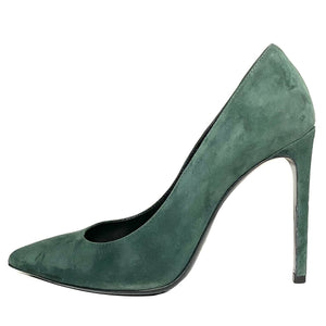 Suede Paris Pumps 39