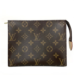 Monogram Toiletry Pouch 19