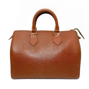 Epi Leather Speedy 25