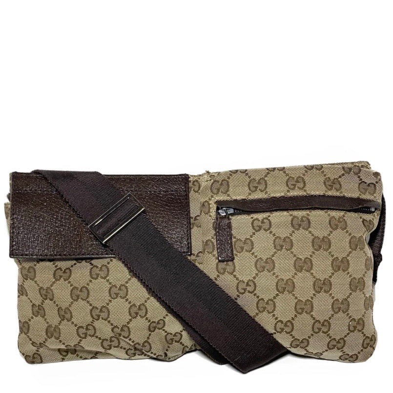 GG Monogram Belt Bag