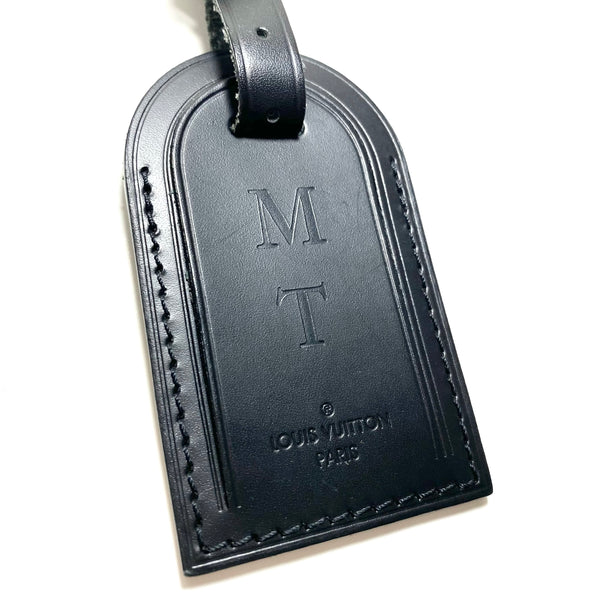 Calfskin Leather Tag