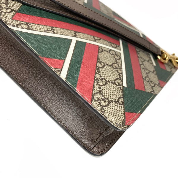 Monogram Canvas Envelope Pouch