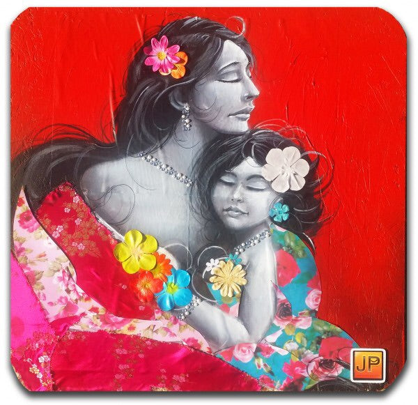 A Mother's Love Painting