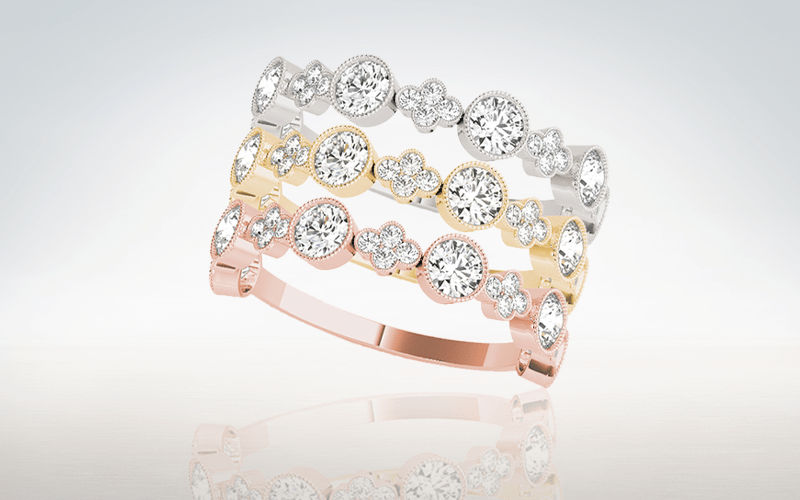 What are Stackable Rings?