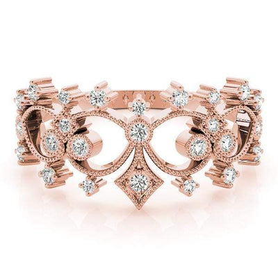 Royal Fashion Diamond Ring | The Carat Lab