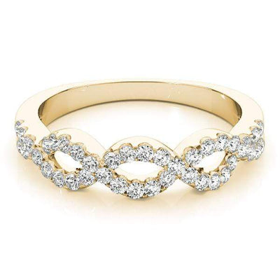 Eternity Fashion Diamond Ring | The Carat Lab