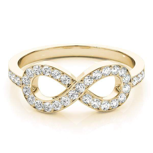 Infinity Diamond Ring | The Carat Lab