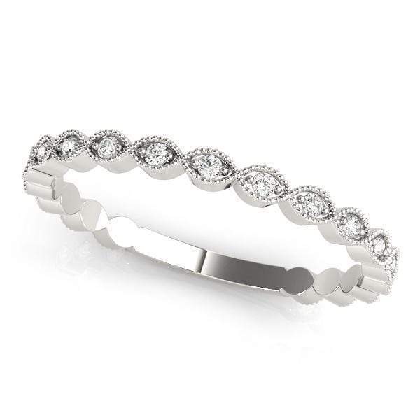 Cyber Monday Henna Stackable Diamond Ring | The Carat Lab