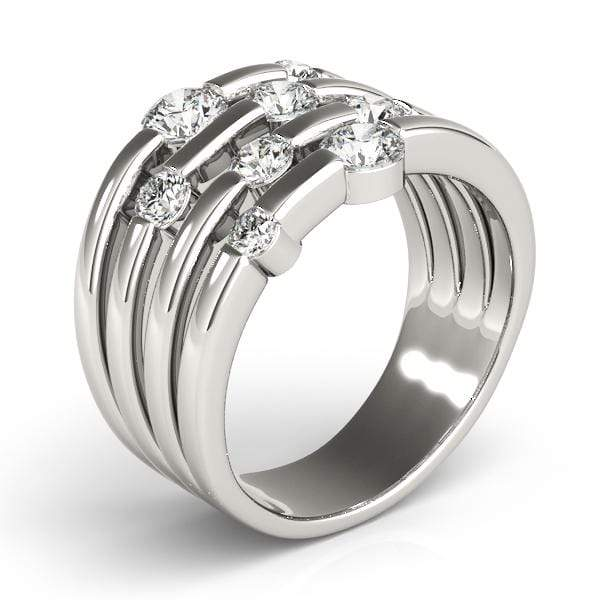 Diamond Storm Ring- 1/2 Cttw
