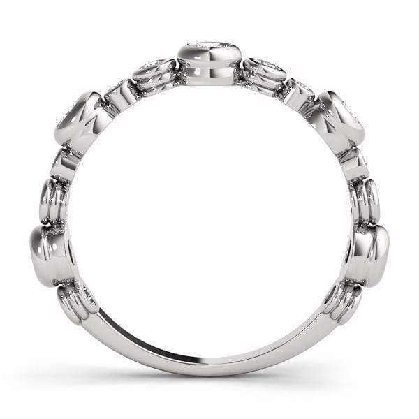Diversity Stackable Diamond Ring