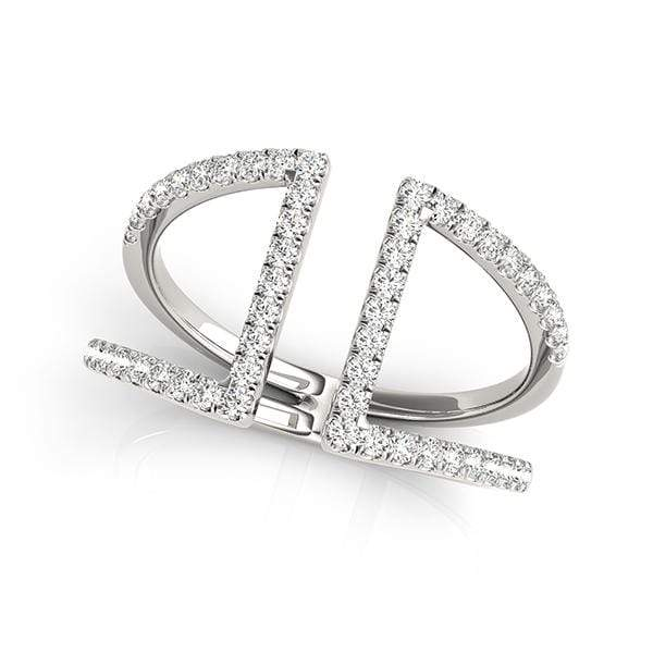 Expansion Diamond Ring | The Carat Lab
