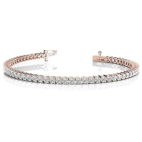 Majesty Diamond Bracelet- 2 Cttw | The Carat Lab