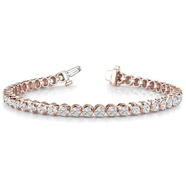 Prosperity Diamond Bracelet- 4 Cttw | The Carat Lab