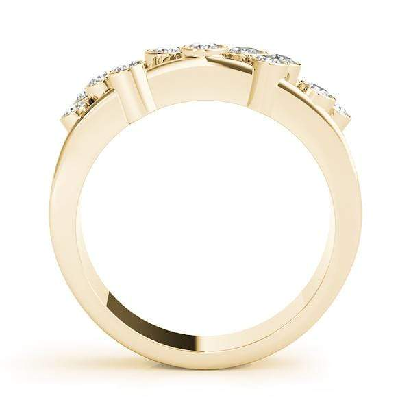 Scattered Raindrops Diamond Ring- 0.25 Cttw | The Carat Lab