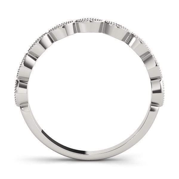 Vision Stackable Diamond Ring | The Carat Lab