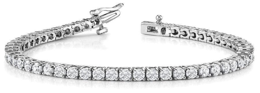 Executive Diamond Bracelet- 3 Cttw