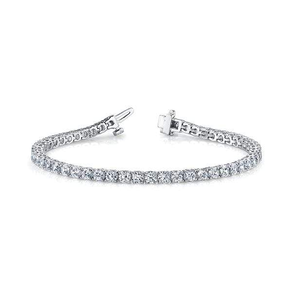 Imperial Diamond Bracelet- 3 Cttw | The Carat Lab