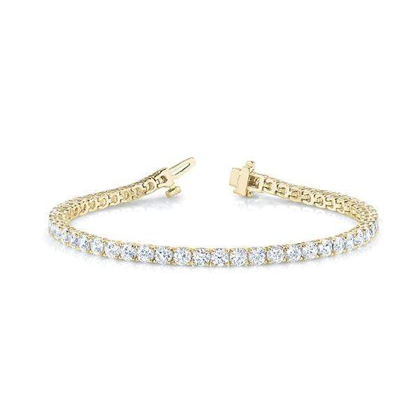 Imperial Diamond Bracelet- 2.45 Cttw | The Carat Lab